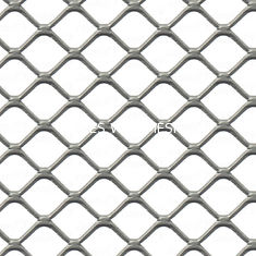 China Metal Ramps Expanded Sheet Metal Mesh Very  Good Noise And Fluid Filtration supplier