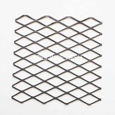 "China Security Doors Expanded Wire Mesh Visibility And Colorful Anti - Corrosive 1"" 16 supplier"