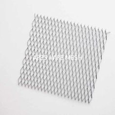 China Fine Rigidity Expanded Metal Mesh Ceiling , High Strength Mesh Suspended Ceiling supplier
