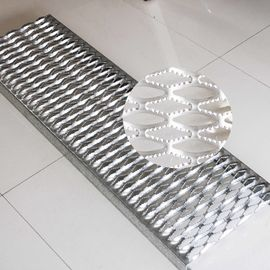 China HRPO Steel Galvanized Steel Grating For Stair Treads High Bearing Capacity factory
